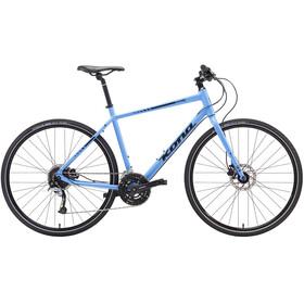 Kona Dew Plus hybridipyörä 2017 , sininen